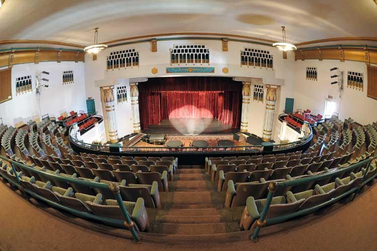 Temple Theatre Tacoma Wa